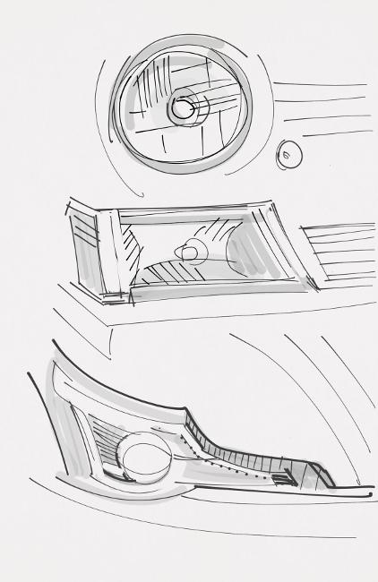 Автомобильные фары. Эволюция дизайна