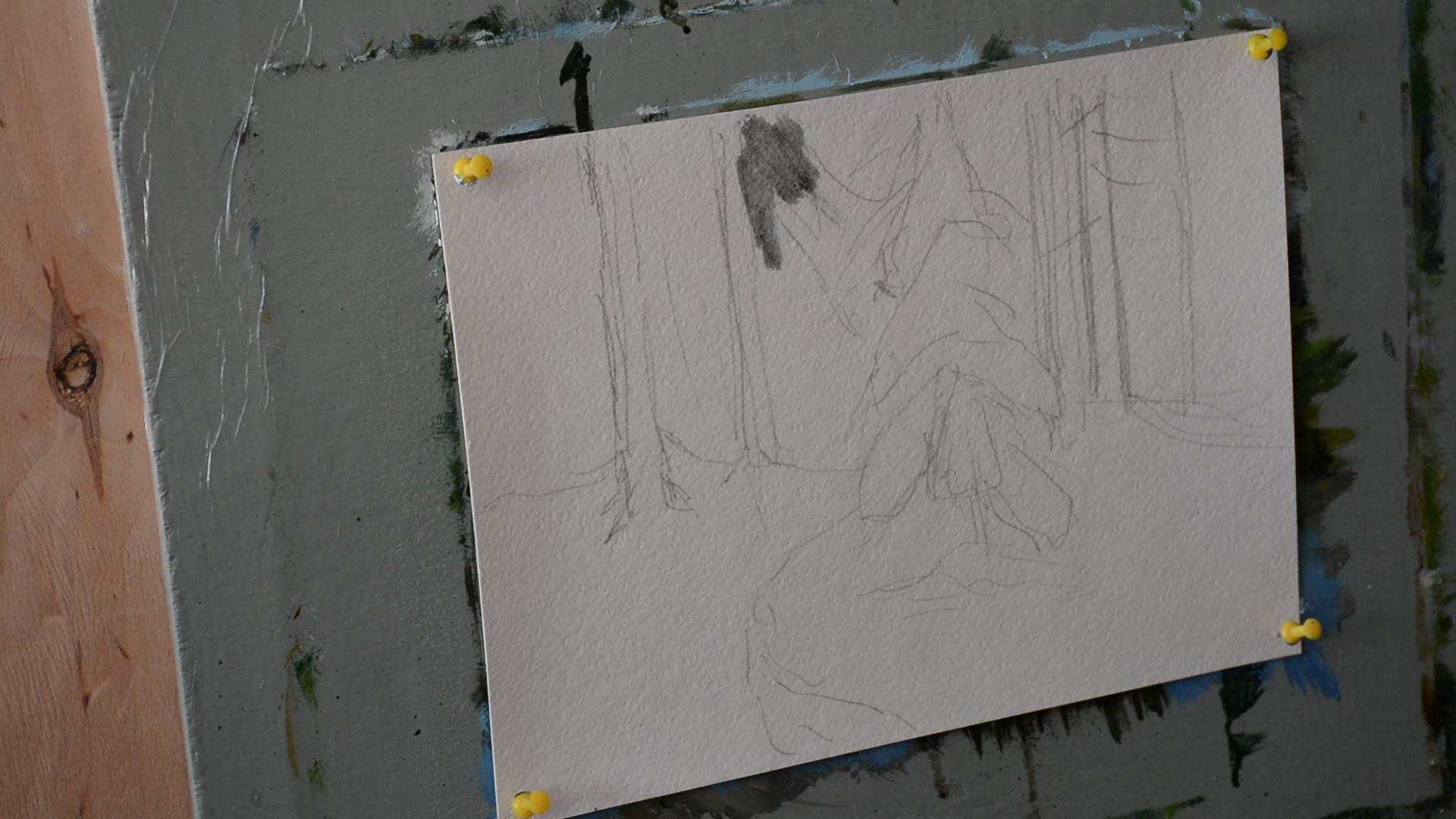 Секрет белого цвета в живописи 001