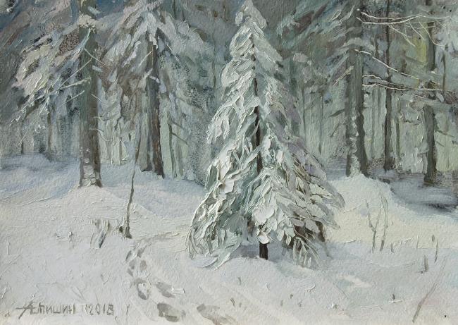 Секрет белого цвета в живописи 008
