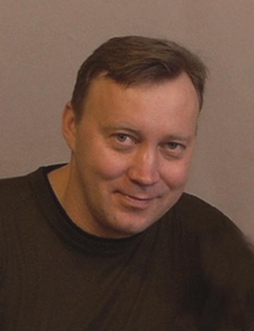 Художник Александр Зиновьев