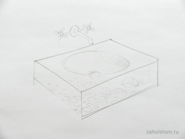 001 Дизайн ванной_важная деталь в необычной форме