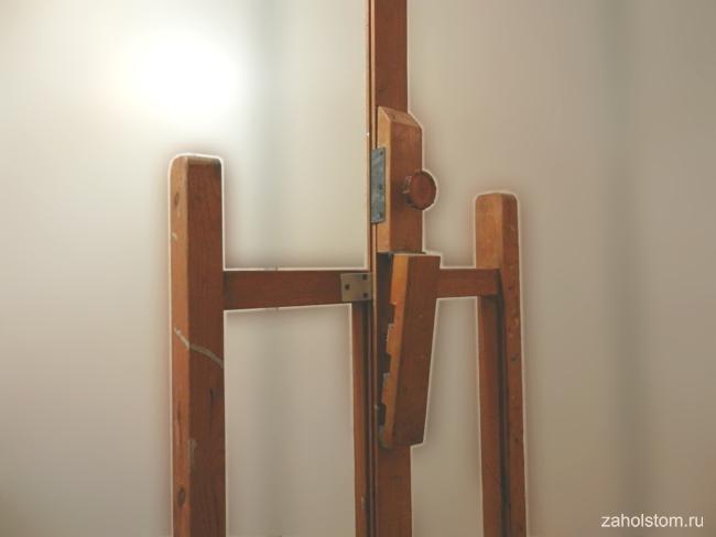 002 Конструкция стационарного мольберта