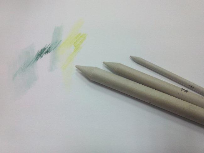 003 Рисуем пастелью