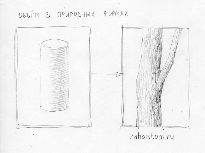 003 Рисунок леса. Три ключа к успеху