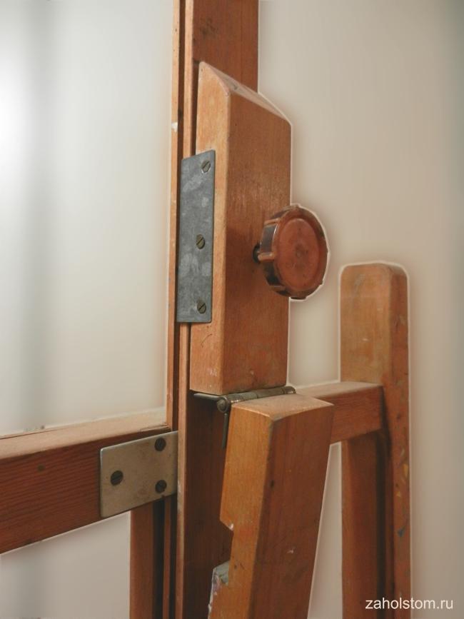 004 Конструкция стационарного мольберта