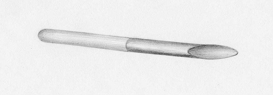 005 Инструменты для скульптуры. Штихели