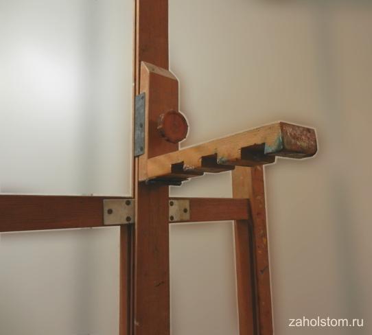005 Конструкция стационарного мольберта